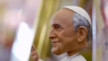 Small businesses profit from Pope Francis' visit to U.S.
