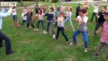 Rugby / Coupe du Monde : Les CM2 apprennent le haka