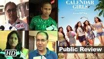 Calendar Girls Public Review