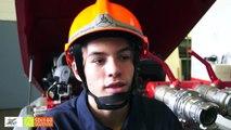 CTIF: les Jeunes Sapeurs-Pompiers de Creil et leurs moniteurs racontent