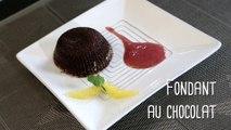 Recette du fondant au chocolat, au cœur coulant - Gourmand