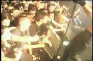ALEC EMPIRE -Death Favours The Enemy -live 2002