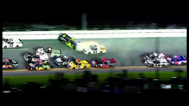 Soutien à Michel Disdier en NASCAR - Seul pilote Fr engagé !