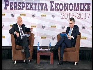 "Forumi Ekonomik ""Perspektiva Ekonomike 2013-2017"", 28 maj 2013 - Sesoni i Pare"