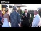 Couple Hire Comedian to Marry Them at Wedding. Things Don't End Well.