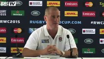 """Rugby / Coupe du Monde - Lancaster : """"On va entrer dans la Coupe du Monde"""""""