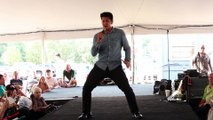 Joseph Hall sings 'Elvis Medley' Elvis Week 2015