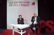 24 septembre 2015 : les Entretiens de Solférino avec Daniel Cohen