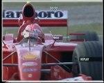 F1 Japanese GP Suzuka 2001 Qualifying - Michael Schumacher All Action!