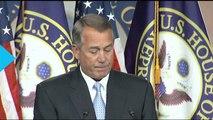 Farewell To John Boehner, Speaker Of U.S. House Of Representatives