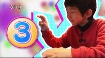 高橋洋翔くん7歳(小1)天才数学少年 7-year-old Japanese mathematical genius[360P]