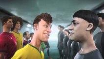 Nike Football: Tunnel ft. CR7, Rooney, Neymar Jr., Zlatan, Iniesta, David Luiz, Ribéry,