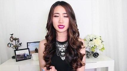 Prom Hairstyle ❤ GlamSquad with C'erine Babyy