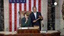 USA: Republikaner und Obama-Gegenspieler John Boehner tritt zurück