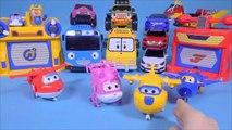 Super Ailes Super Kamehameha de Kona Los de la voiture de Naples ou des robots,et d'autres importants pororo Bonjour voiture robot mini séminaire fournit l'alimentation de la base de l'Aéroport de Reno, Robocar Poli, Super ailes jouets