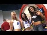 Les hôtesses sexy du salon du Tuning de Las Vegas