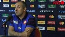 Coupe du monde de rugby: la colère de Saint-André