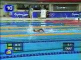 La natation selon Eric Moussambani