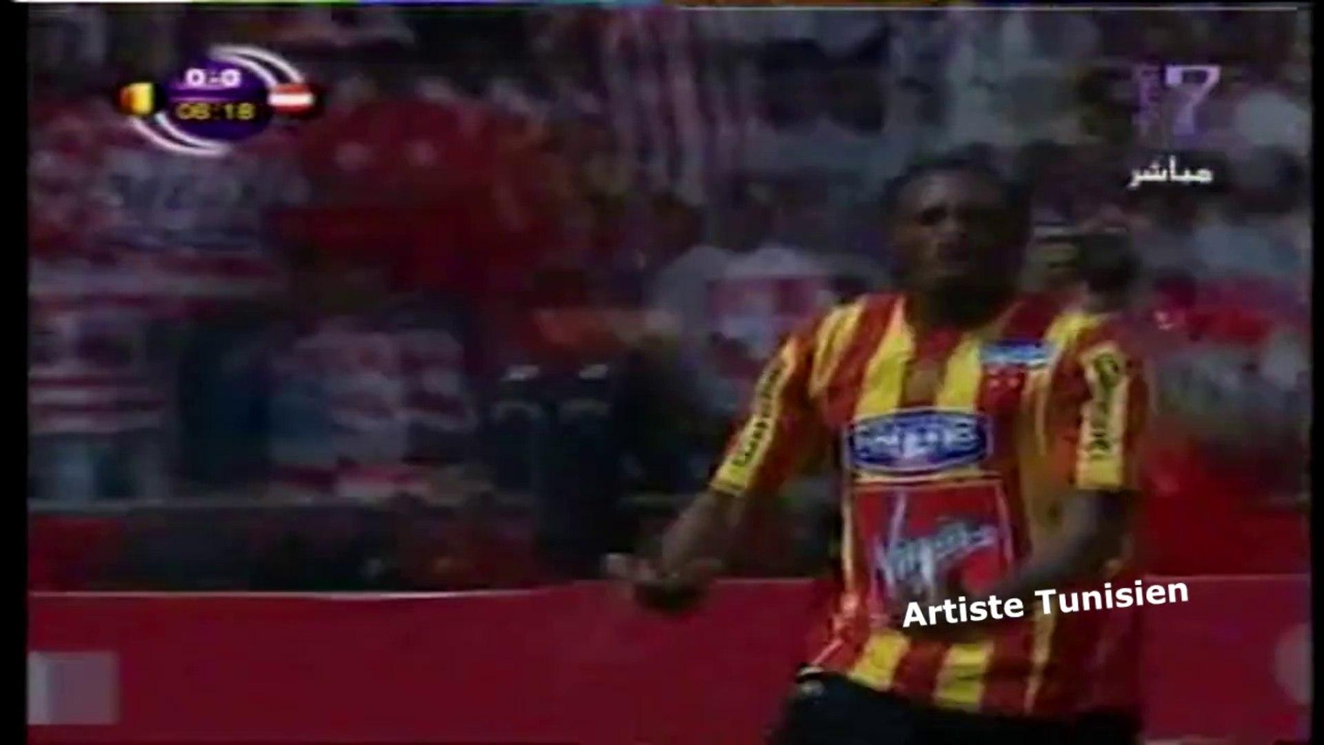 [Finale Coupe de Tunisie 2006] CA 0-1 EST - But de Michael Eneramo (09') 12-05-2006