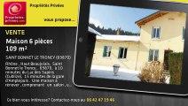 A vendre - Maison - SAINT BONNET LE TRONCY (69870) - 6 pièces - 109m²