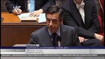 """Lapsus : François Fillon et le gaz de """"shit"""""""