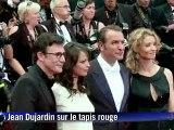 Cannes: Palme d'or pour Malick, prix pour Kirsten Dunst et Jean Dujardin