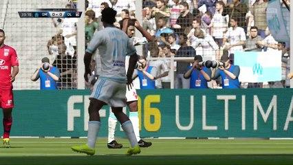 Finale EA SPORTS FC 2016 OM - OL