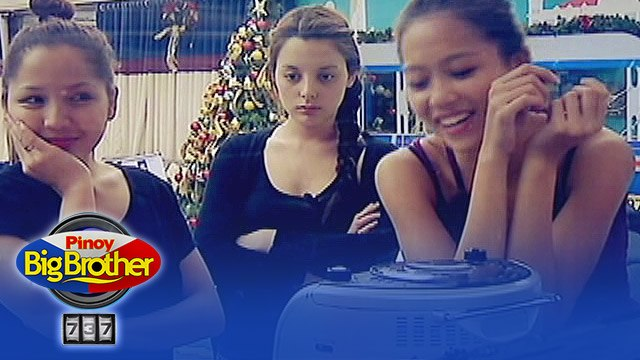 PBB 737 Update: Voice tapes