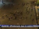 La Grèce dans l'attente d'un deuxième vote, polémique sur les violences policières