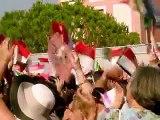 Monaco: place au mariage religieux pour le prince Albert et Charlene Wittstock
