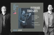 """""""Intimate Thoughts"""" - G. Sutre & S. Vanhauwaert Record Antoine, Boulanger, Kelly and Pfitzner"""