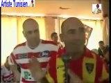 DS Coupe de Tunisie 2008 1/16 Espérance Sportive de Tunis 2-1 Club Africain 09-04-2008 EST vs CA