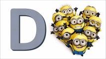 Cartoons ABC | Dora, Minions, Superheroes, Disney, Spongebob Squarepants, Nick Jr. | Alphabet Song