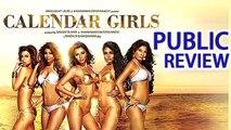 Calendar Girls Girls Public REVIEW