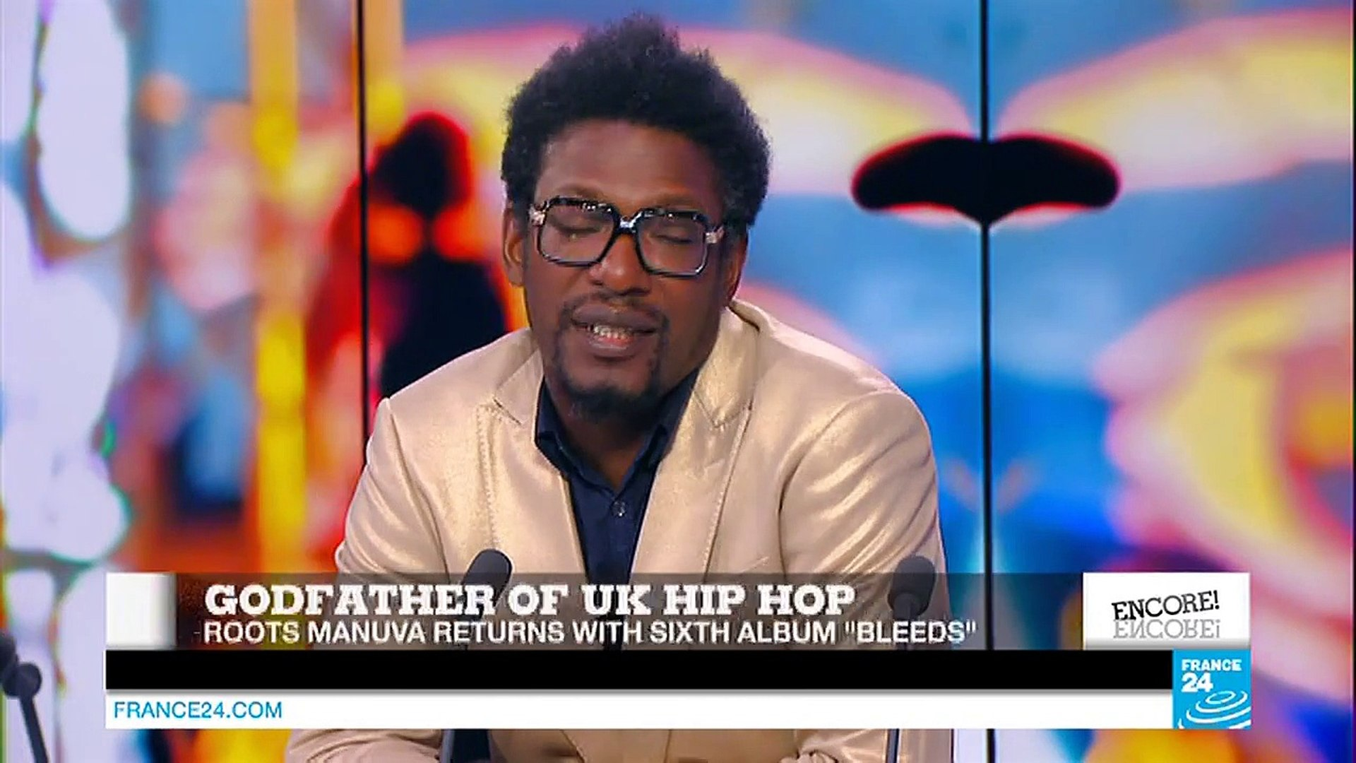Music show: Roots Manuva, Avicii and Sam Smith's Bond song