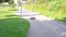 Tuned Aprilia RS 125 Acceleration ! HD TUNING GIANELLI