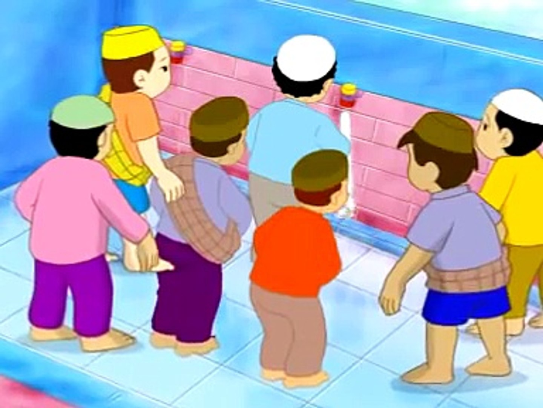 TV Anak Cara Wudhu How To Wudhu