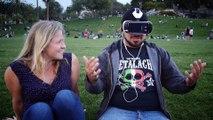 Réactions de couples qui en visionnant des films pour adultes en réalité virtuelle... magique