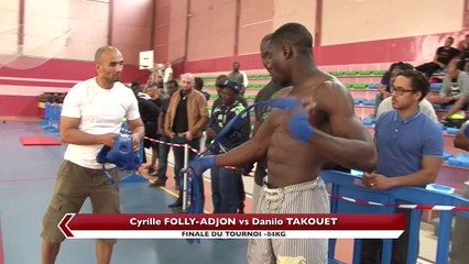 RTTC5 - CYRILLE FOLLY-ADJON VS DANILO TAKOUET