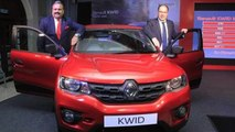 Renault Kwid launched at starting price of Rs 2.56 lakh