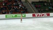 Nathalie WEINZIERL (GER) - Ladies Free Skate - Nebelhorn Trophy 2015
