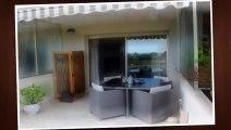 CANNES - Appartement  1 Pièce(s) 20 m²  à vendre cannes croix des gardes  studio vue mer terrasse piscine parking