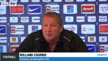 """Football / Ligue 1 - Courbis : """"Pourquoi changer d'entraîneur, on sait déjà qu'on est Ligue 2 ?"""""""