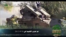 Jaish al-Islam release video for their use of the 9K33 Osa (SA-8 Gecko) surface-to-air missile system
