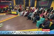 Khabardar with Aftab Iqbal – 25th September 2015. (With Actress Resham )