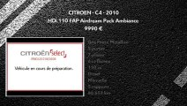 Annonce Occasion CITROëN Grand C4 Picasso HDi 110 FAP Airdream Pack Ambiance 2010
