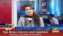 News Headlines 26 September 2015 ARY Geo Khalid Rehmani Missing in Mina
