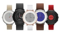 Meet the Lightest & Thinnest Smartwatch: Pebble Time Round