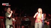 Συναυλία αλληλεγγύης Δημήτρη Μπάση και Ραλλίας Χρηστίδου στο Θέατρο Λόφου Κιλκίς