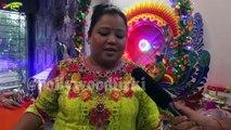 Exclusive Interview With Bharti Ganpati Visarjan Bharti's House